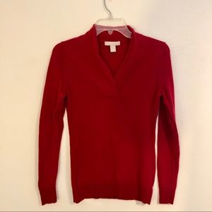 Banana Republic Wool and Cashmere Sweater